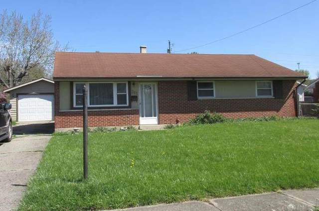 311 Perry Street, New Lebanon, OH 45345 (MLS #838452) :: The Westheimer Group