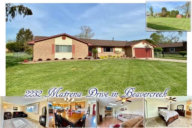 2232 Matrena Drive, Beavercreek, OH 45431 (MLS #838465) :: The Westheimer Group