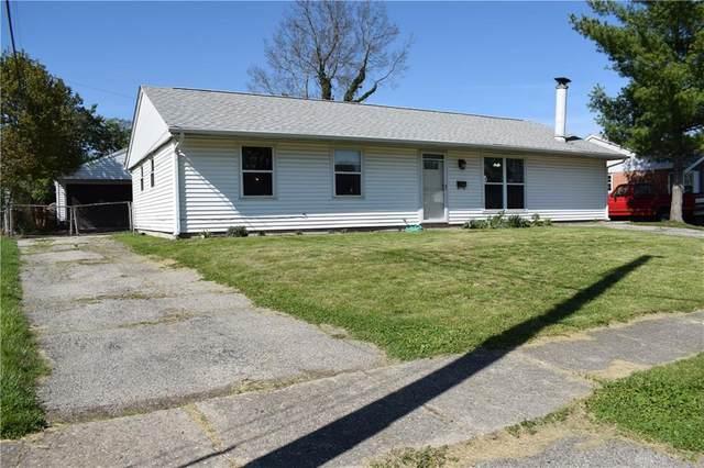 956 Styer Drive, New Carlisle, OH 45344 (MLS #838475) :: Bella Realty Group
