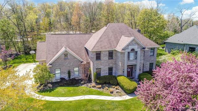 2291 N Signature Drive, Beavercreek Township, OH 45385 (MLS #838476) :: The Gene Group