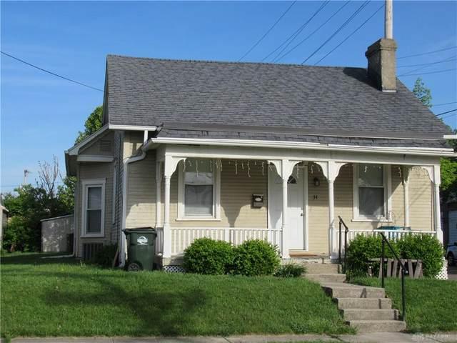 34 N Crawford Street, Troy, OH 45373 (MLS #838542) :: The Gene Group