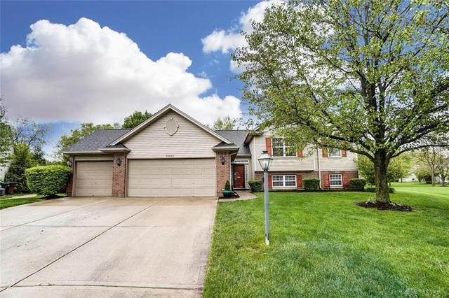 2440 Dewpoint Circle, Fairborn, OH 45324 (MLS #838548) :: The Gene Group