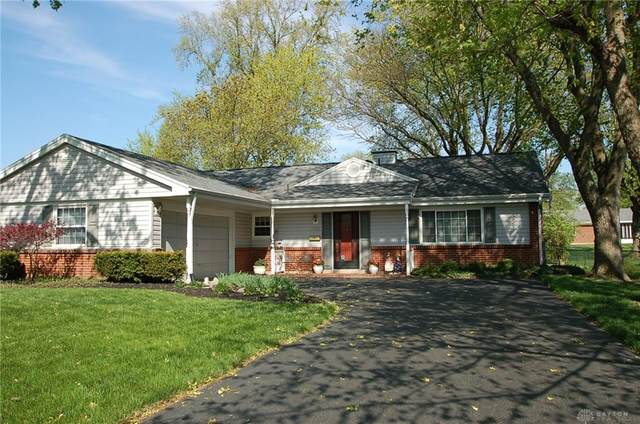 4732 Shady Hill Lane, Kettering, OH 45429 (MLS #838560) :: The Gene Group
