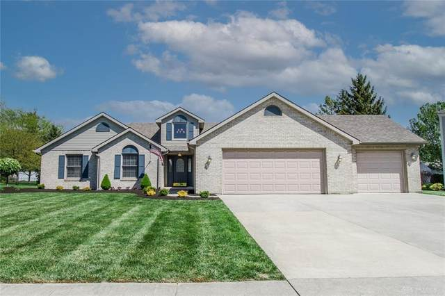451 Circle Drive, Greenville, OH 45331 (MLS #838564) :: The Gene Group