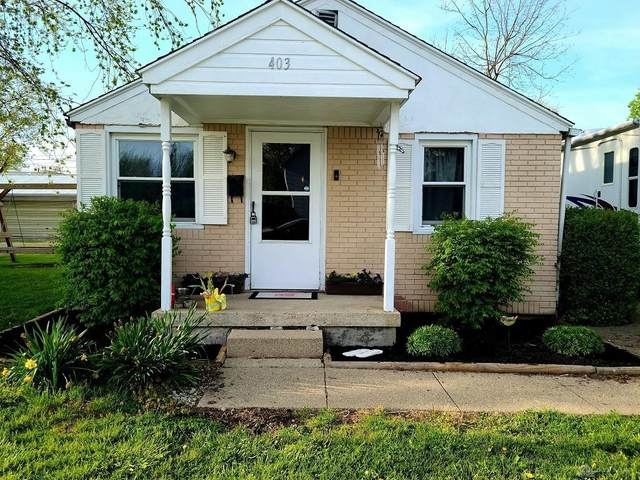 403 W 1st Street, Arcanum, OH 45304 (MLS #838572) :: The Westheimer Group