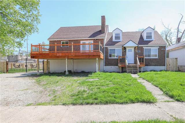 2712 Home Avenue, Dayton, OH 45417 (MLS #838588) :: Bella Realty Group