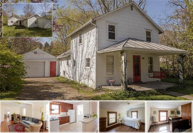 212 W Center College Street, Yellow Springs Vlg, OH 45387 (MLS #838607) :: The Gene Group