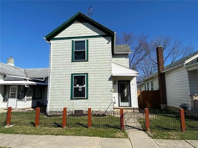 126 Deeds Avenue, Dayton, OH 45404 (MLS #838622) :: The Gene Group