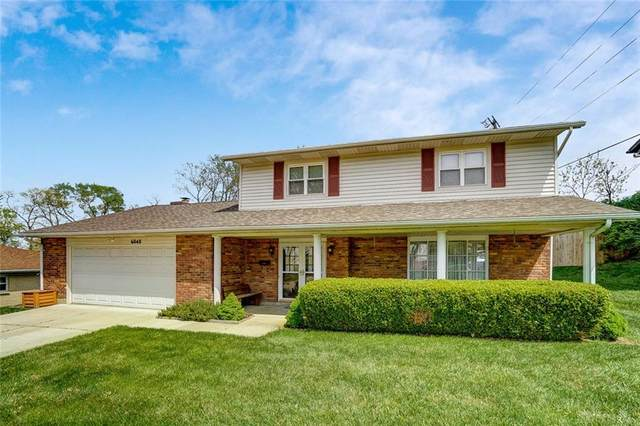 6048 Norwell Drive, West Carrollton, OH 45449 (MLS #838632) :: The Gene Group