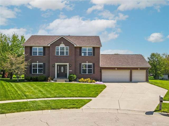 544 Hampstead Court, Clearcreek Twp, OH 45458 (MLS #838655) :: The Gene Group
