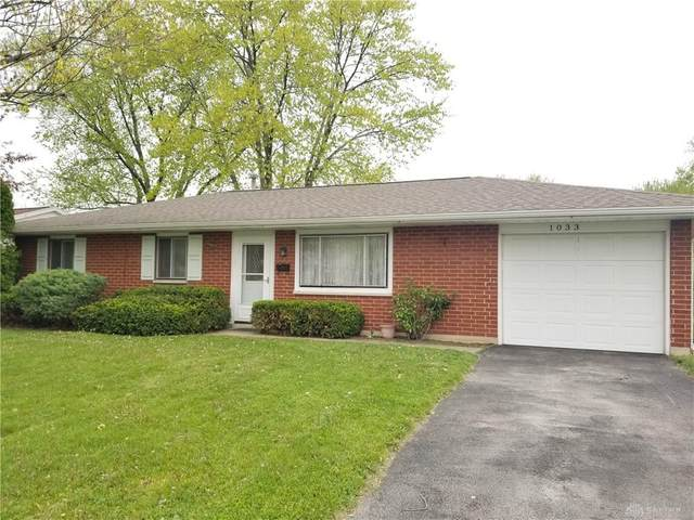 1033 Linwood Drive, Troy, OH 45373 (MLS #838661) :: The Gene Group