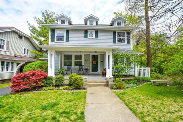 318 Oakwood Avenue, Dayton, OH 45409 (MLS #838688) :: The Gene Group