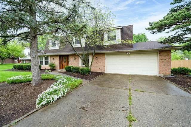 8131 Longcreek Drive, Washington TWP, OH 45458 (MLS #838705) :: The Gene Group