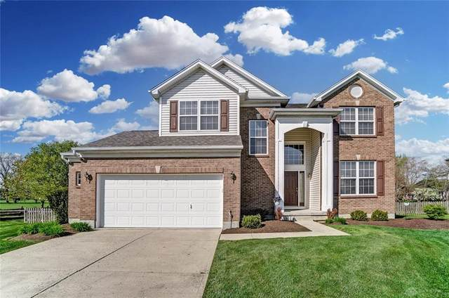 8815 Union Springs Court, Washington TWP, OH 45458 (MLS #838722) :: The Westheimer Group