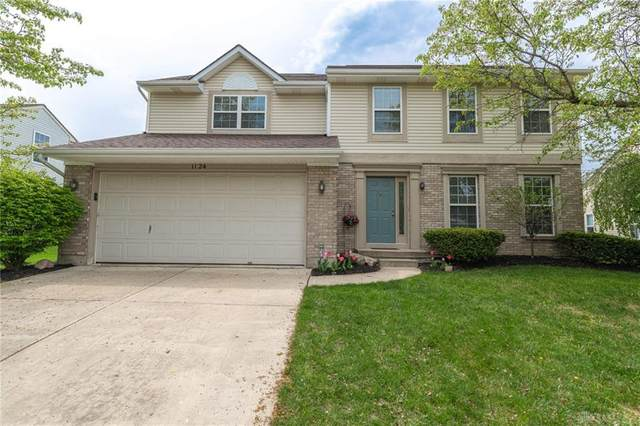 1124 Mistygate Drive, Fairborn, OH 45324 (MLS #838746) :: The Westheimer Group