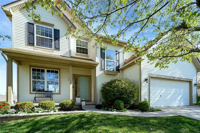 1193 Windsong Trail, Fairborn, OH 45324 (MLS #838750) :: The Gene Group
