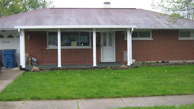 5184 Mariner Drive, Huber Heights, OH 45424 (MLS #838753) :: The Gene Group