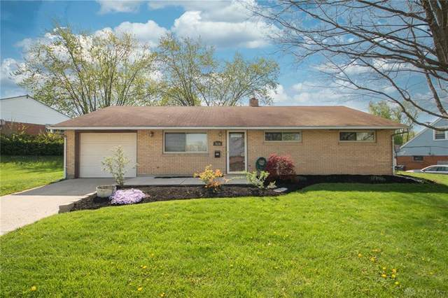 5616 Storck Drive, Huber Heights, OH 45424 (MLS #838759) :: The Gene Group