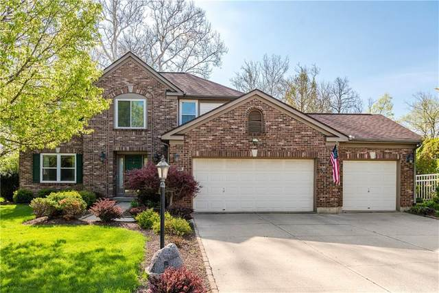 6261 Stoney Creek Drive, Huber Heights, OH 45424 (MLS #838782) :: The Gene Group
