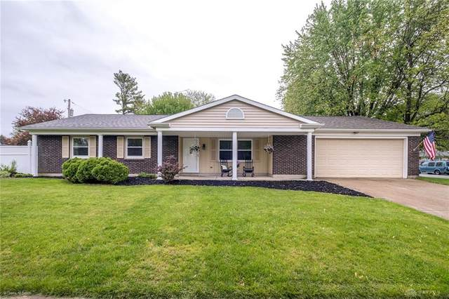 1181 Louise Drive, Xenia, OH 45385 (MLS #838840) :: The Gene Group