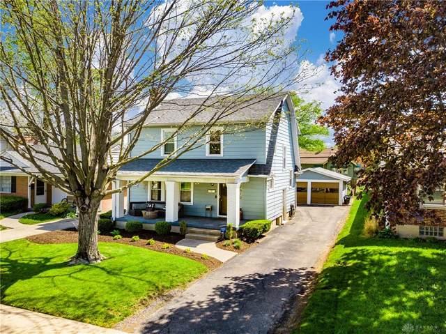 2610 Shroyer Road, Oakwood, OH 45419 (MLS #838849) :: The Gene Group