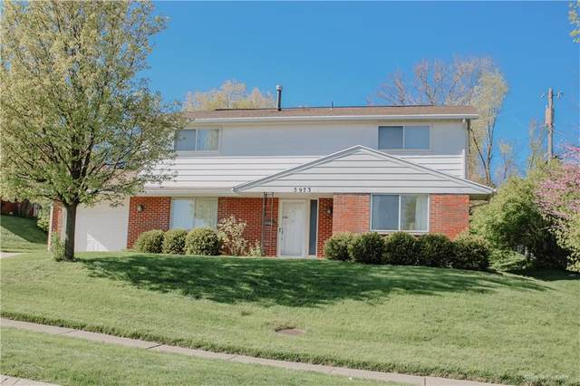 5973 Longford Road, Huber Heights, OH 45424 (MLS #838861) :: The Gene Group