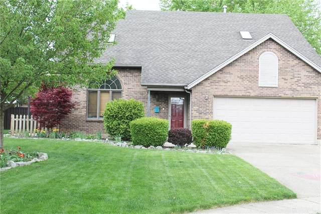 1212 Charleston Court, Troy, OH 45373 (MLS #838865) :: The Gene Group