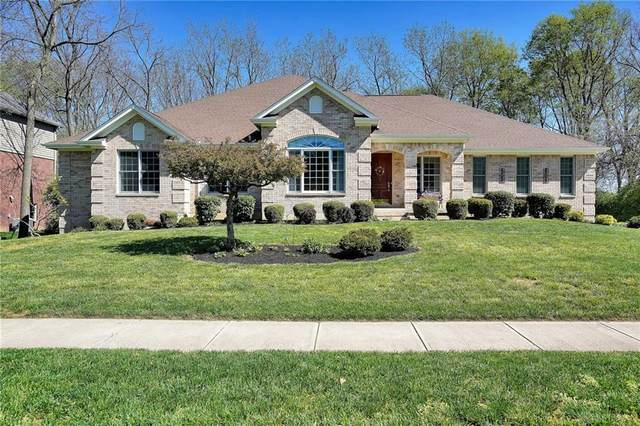 3848 Oakview Drive, Beavercreek, OH 45430 (MLS #838891) :: The Westheimer Group