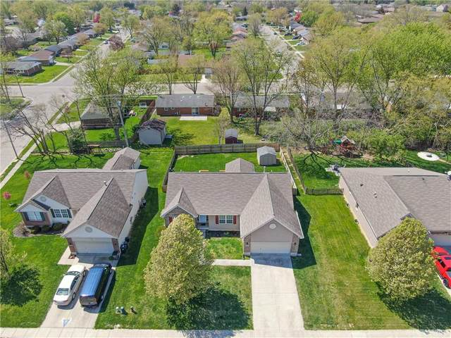 1710 Paradise Trail, Troy, OH 45373 (MLS #838911) :: The Gene Group