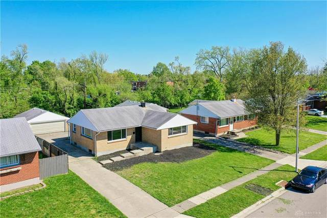 3616 Valleywood Drive, Kettering, OH 45429 (MLS #838913) :: The Gene Group