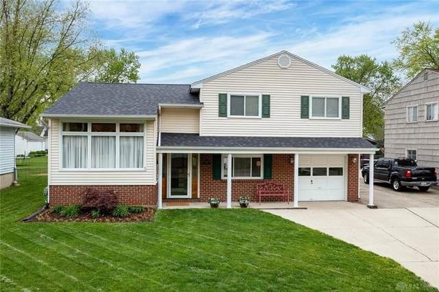 1604 Redbush Avenue, Kettering, OH 45420 (MLS #838933) :: The Swick Real Estate Group
