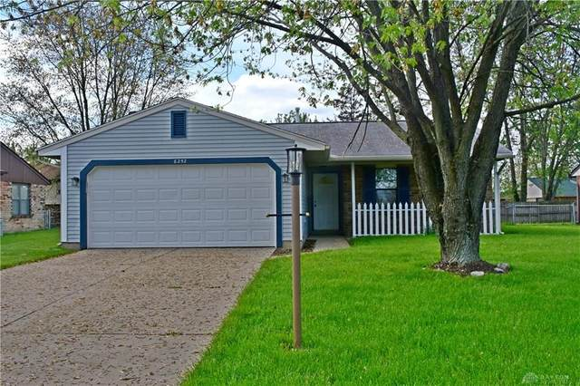 6252 Shull Road, Huber Heights, OH 45424 (MLS #838936) :: The Gene Group