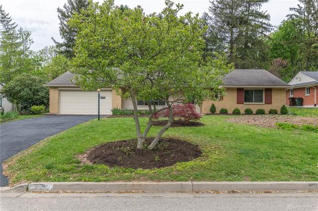 227 Marchester Drive, Kettering, OH 45429 (MLS #838942) :: The Gene Group