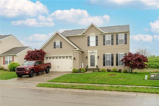 190 Pleasant Hill Boulevard, Franklin, OH 45005 (MLS #838979) :: The Gene Group