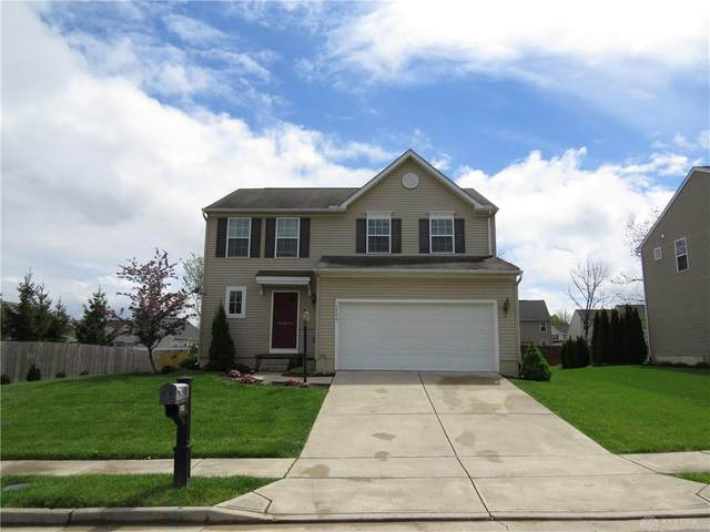 1752 Jillane Drive, Troy, OH 45373 (MLS #838995) :: The Gene Group