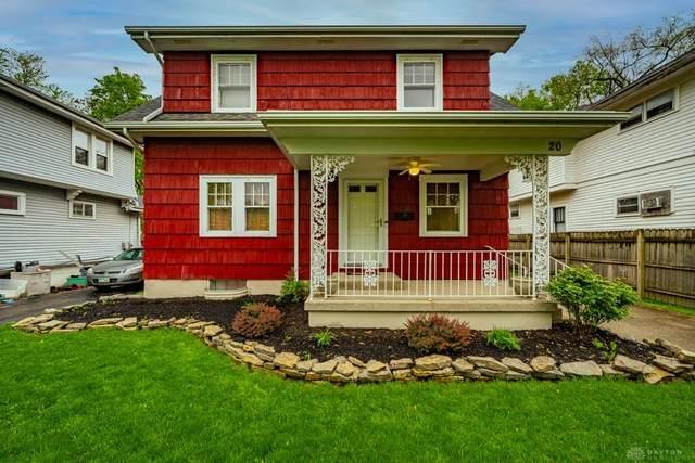 20 Willowwood Drive, Dayton, OH 45405 (MLS #839012) :: The Gene Group
