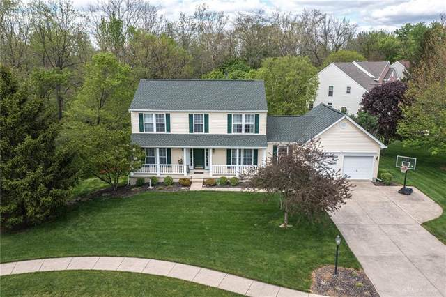 982 Echo Court, Xenia, OH 45385 (MLS #839019) :: The Gene Group