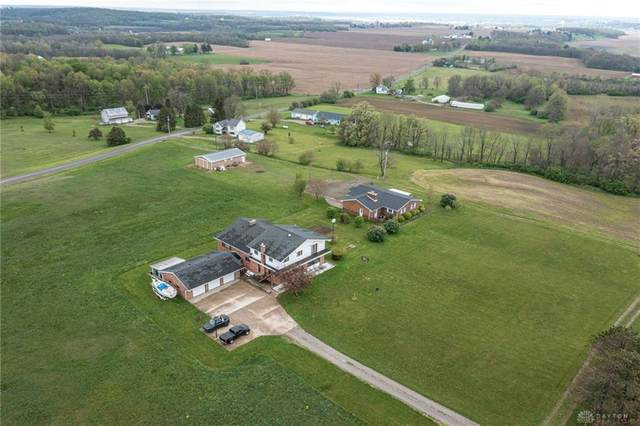 3832 Township Road 165, West Liberty, OH 43378 (MLS #839021) :: The Gene Group
