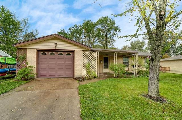 6744 Summerdale Drive, Huber Heights, OH 45424 (MLS #839043) :: The Gene Group