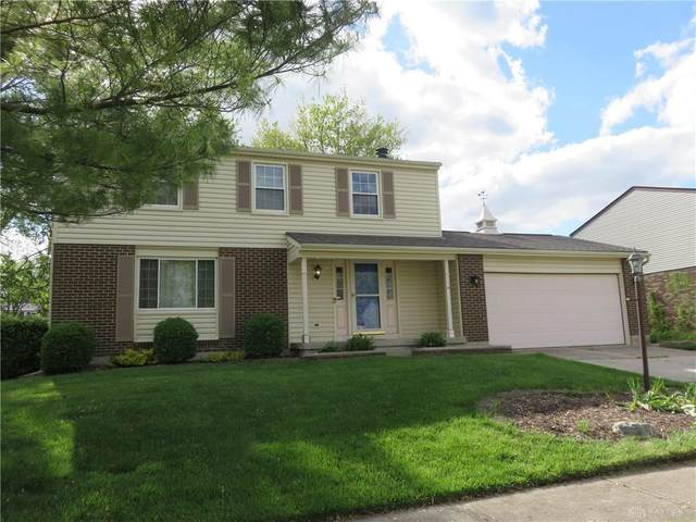 9565 Copper Creek Court, Miami Township, OH 45342 (MLS #839052) :: The Gene Group