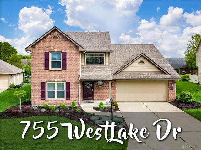 755 Westlake Drive, Troy, OH 45373 (MLS #839054) :: The Westheimer Group