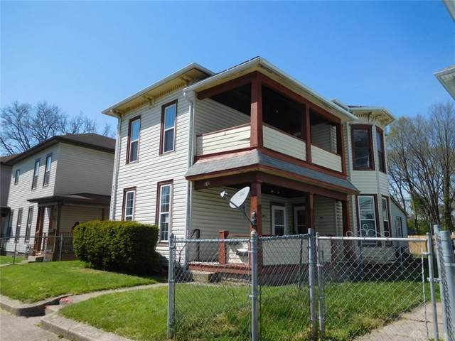 512 W Mulberry Street, Springfield, OH 45506 (MLS #839067) :: The Gene Group