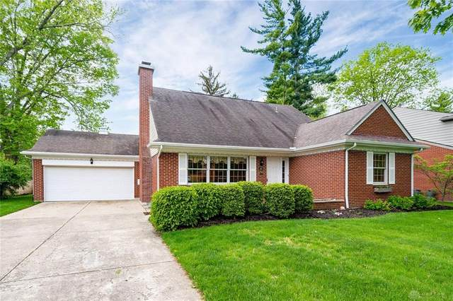 460 Chatham Drive, Kettering, OH 45429 (MLS #839095) :: The Gene Group