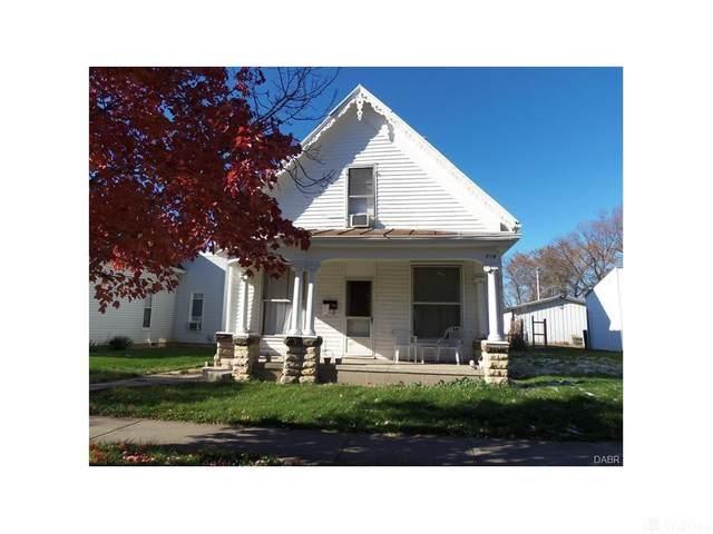 717 N Barron Street, Eaton, OH 45320 (MLS #839110) :: The Gene Group