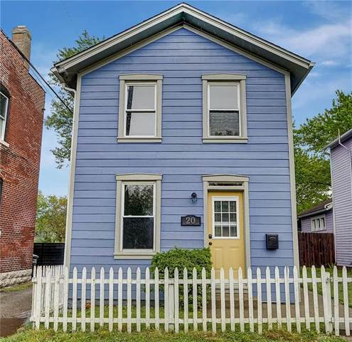 20 Mcclure Street, Dayton, OH 45403 (MLS #839121) :: The Gene Group