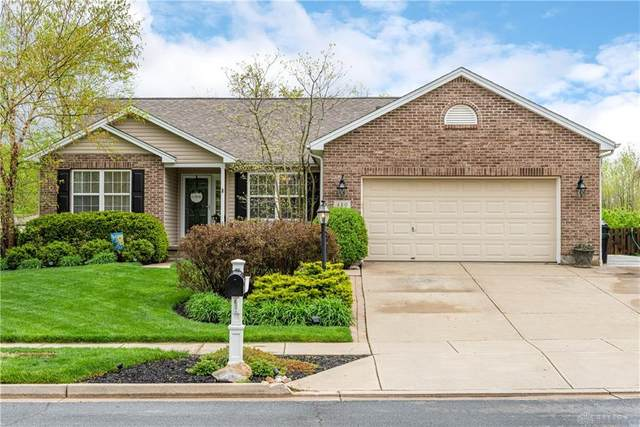 480 Chapelgate Drive, Fairborn, OH 45324 (MLS #839127) :: The Westheimer Group