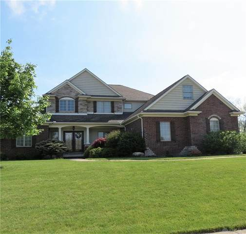 1186 Saint Clair Drive, Sidney, OH 45365 (MLS #839137) :: The Gene Group