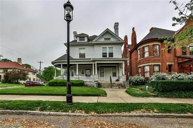 320 S Main Street, Middletown, OH 45044 (MLS #839146) :: The Gene Group