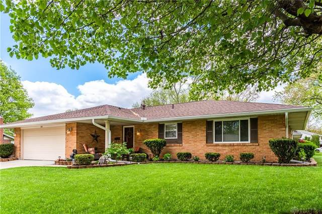 388 Fairway Drive, Fairborn, OH 45324 (MLS #839147) :: Bella Realty Group