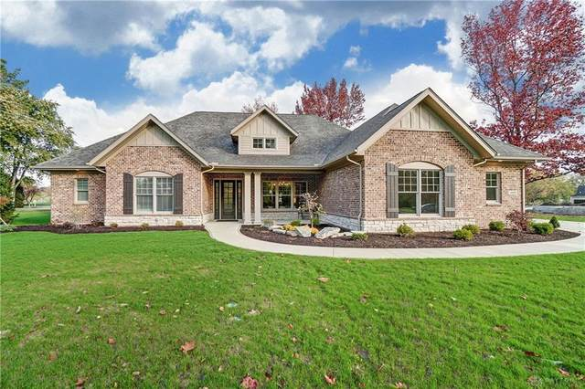 1593 Creekwood Drive, Troy, OH 45373 (MLS #839177) :: The Swick Real Estate Group